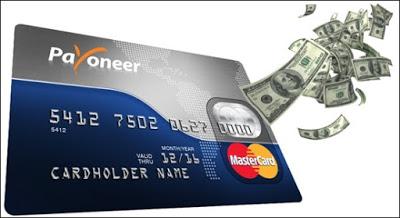 Cara Menarik Uang pakai Kartu Payoneer di ATM Bank BNI