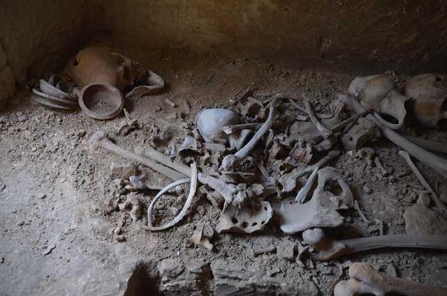 Roman catacombs discovered in Malta's Rabat