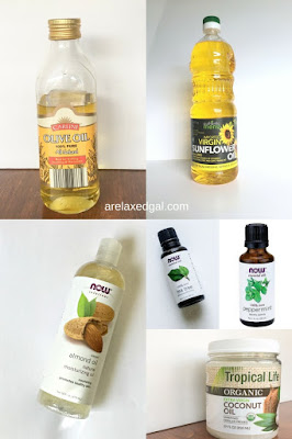 Natural oils can be a good add to a relaxed or natural hair regimen. This post outlines the three groups of natural oils, how they can be used and where you can find them. | arelaxedgal,com