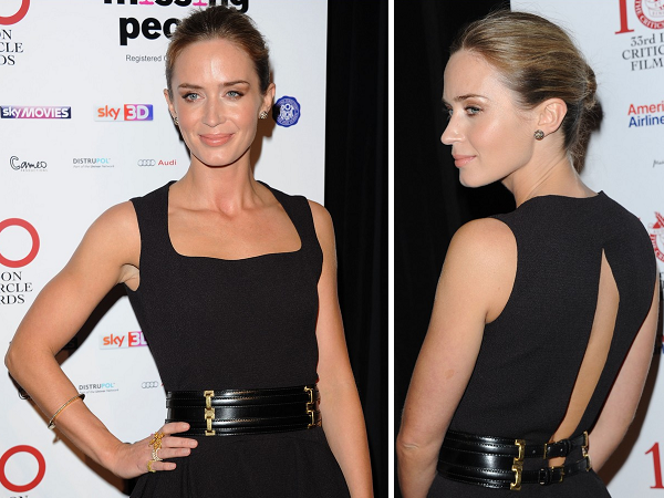 Emily Blunt | London Critics Circle Awards 2013