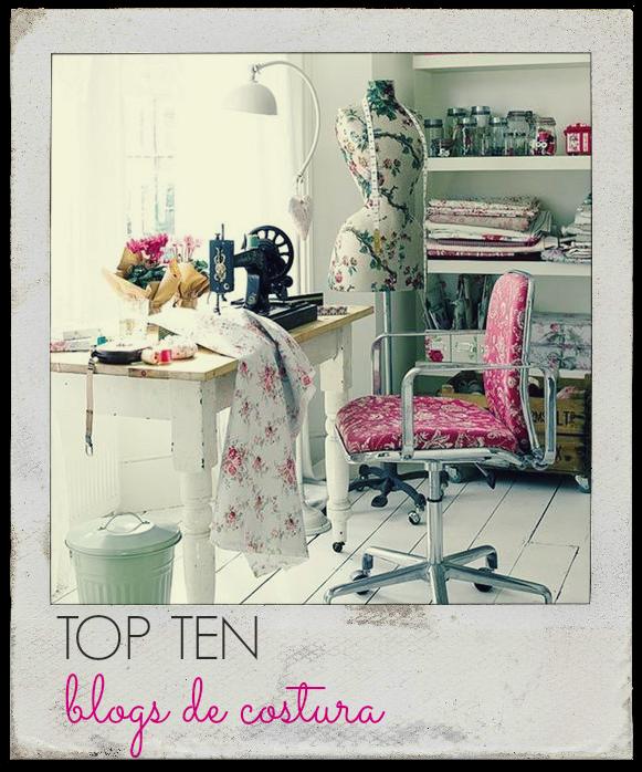 top ten de blogs en costura en español - top ten of Spanish sewing blogs