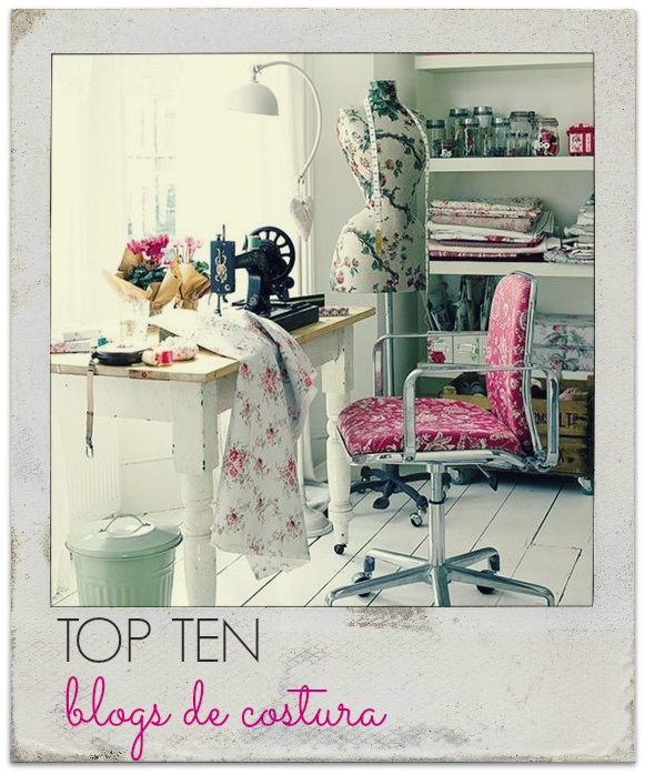 top ten de blogs en costura en español - top ten of Spanish sewing blogs