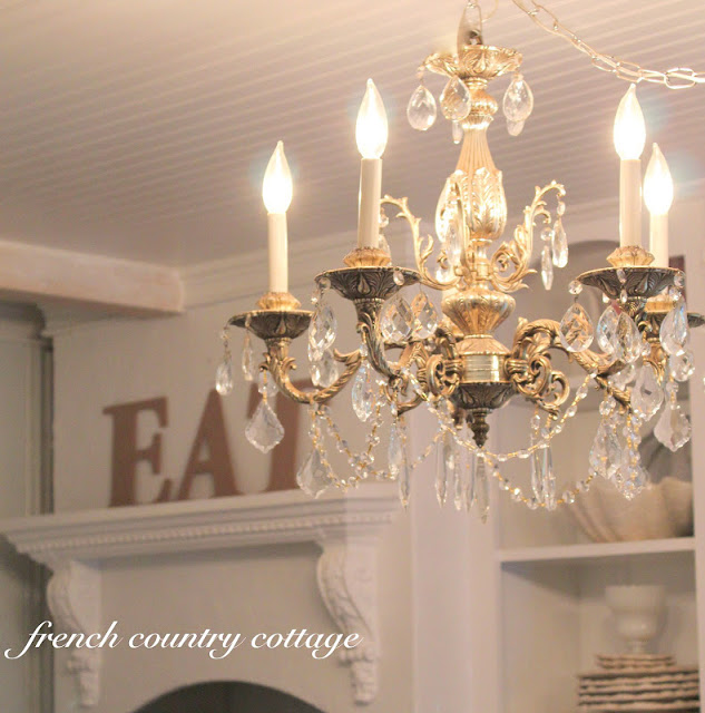 Dining Room Chandeliers Get the look FRENCH COUNTRY COTTAGE – Cottage Chandeliers