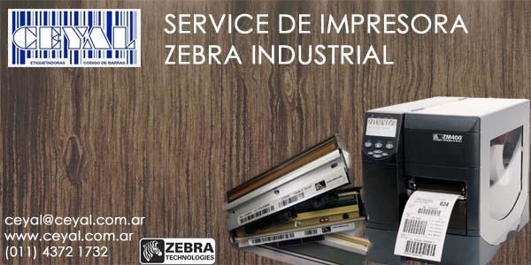 Tecnicos etiquetadora Zebra