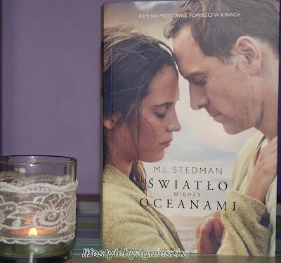 """Książkowa sobota - """"Światło między oceanami"""" M.L.Stedman"""