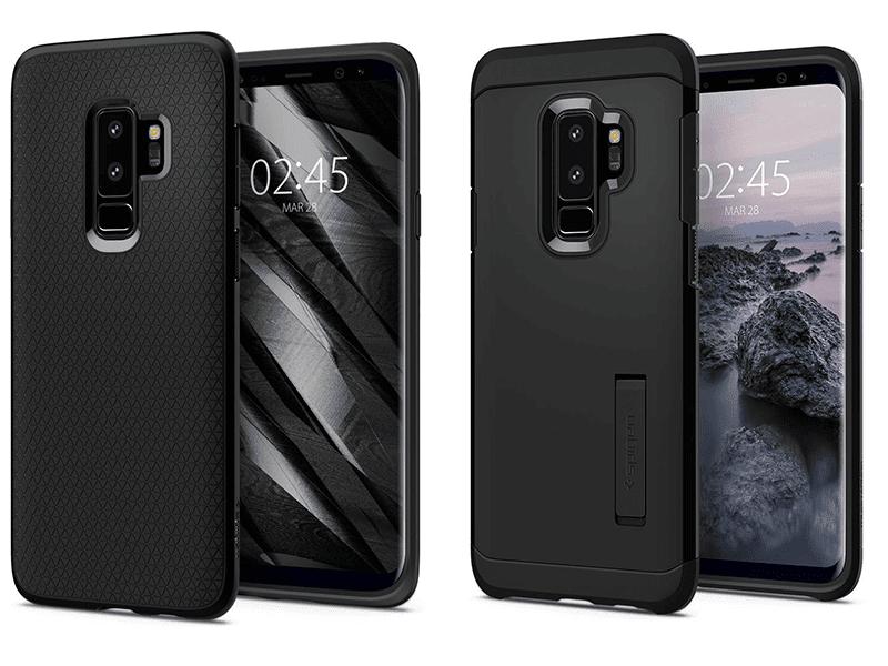 Spigen reveals case design for Samsung Galaxy S9 and S9+