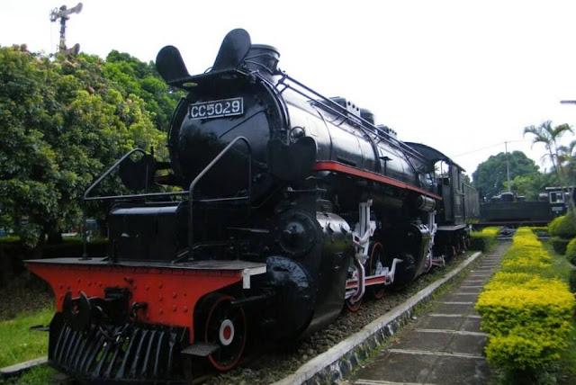 Harga Ticket Masuk Museum Kereta Api Ambarawa