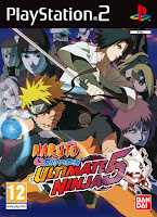 Naruto Shippuden: Ultimate Ninja 5 [ Ps2 ] { Torrent }