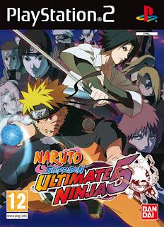 Naruto Shippuden: Ultimate Ninja 5 [ Ps2 ] { Torrent }