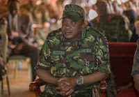 KDF can never swear in RAILA ODINGA as their CiC! He is touching a live wire by abusing the military!