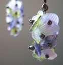 Earrings by Amanda Glanville