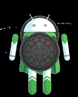 Urutan OS Android Oreo