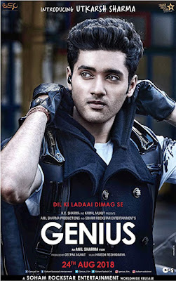 Genius 2018 300MB Movie Download Free