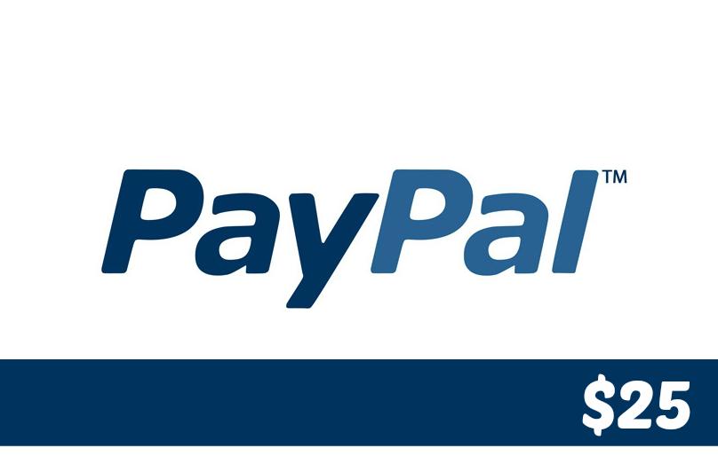 Giveaway Guy: $25 PayPal cash giveaway (#HolidaySeason)