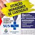 Cantagalo - 07/07 tem cadastro da população usuária do SUS