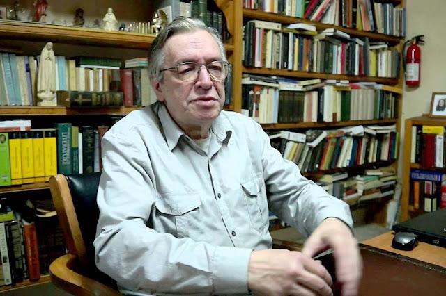 Entrevista de Olavo de Carvalho à Folha de SP