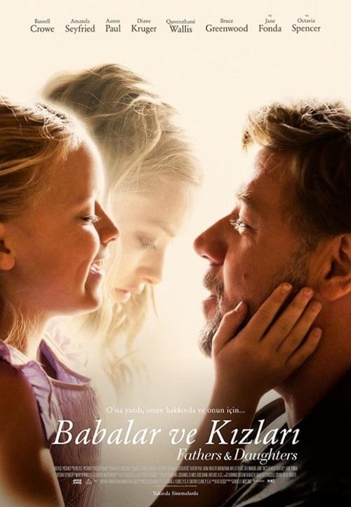 Babalar ve Kızları (2015) 720p Film indir