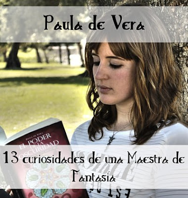 Paula de Vera, escritora, fantasía, juvenil, Pablo Ferradas, Con Gen de gnomo