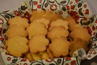 maślane ciasteczka bezglutenowe