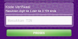 Nomor TIN Muamalat