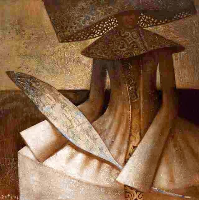 Литовский художник. Arunas Rutkus