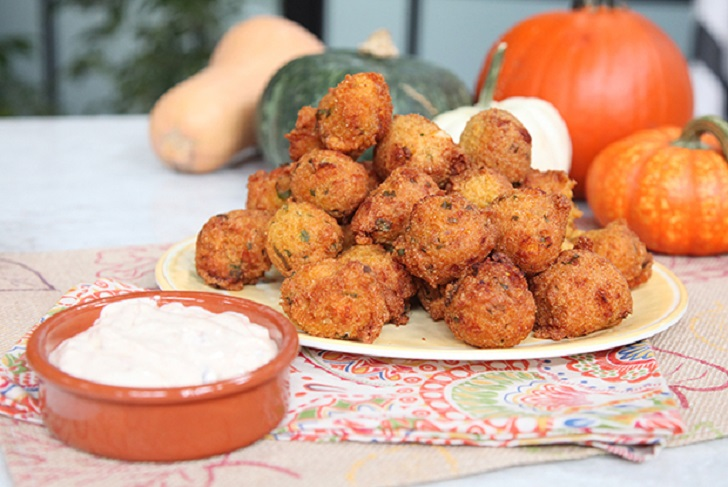 Pumpkin Nuggets