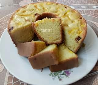 Resep Kue Bolu Nangka Sederhana dan Praktis
