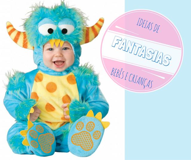 fantasia bebê carnaval