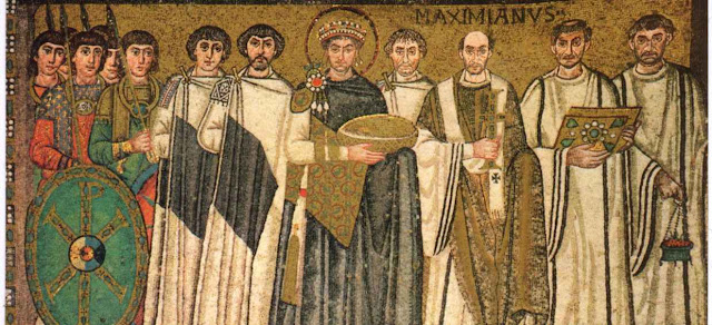 Justiniano y usucapion