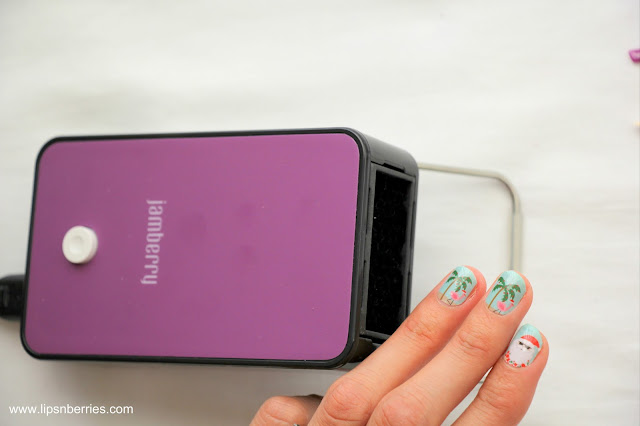 jamberry mini heater price