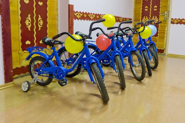 где взять велосипед напрокат бесплатно