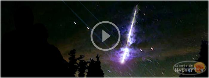 chuva de meteoros perseidas 2018 - live