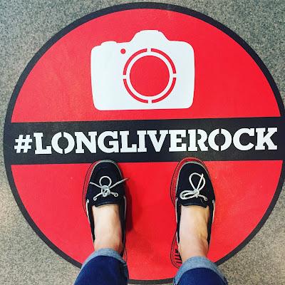 #LongLiveRock