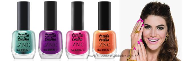 Esmaltes Camila Coelho by YNC