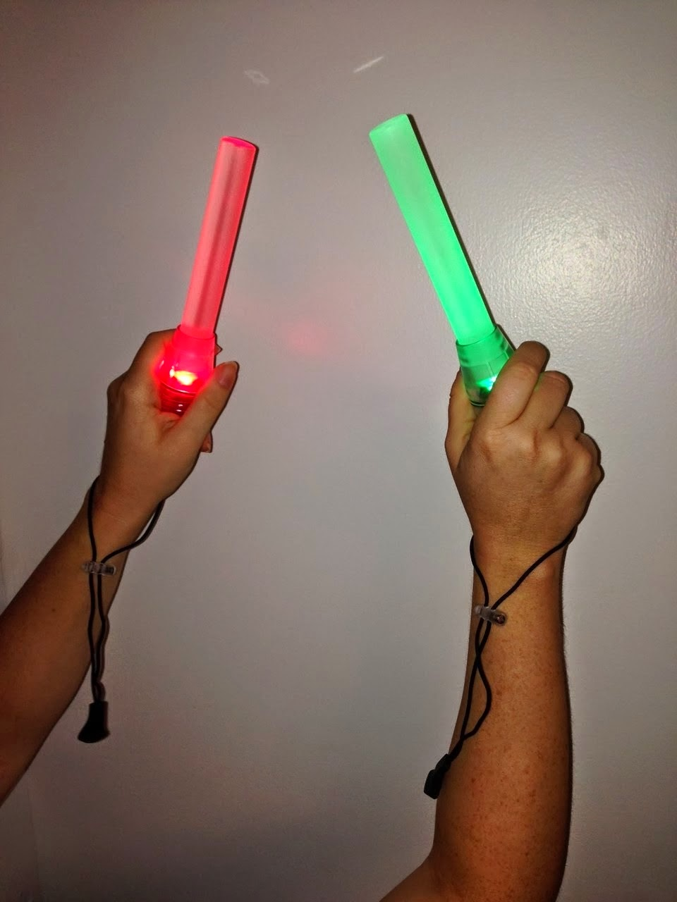 """not the official """"LED STROBE BATON"""" Rip off unit"""