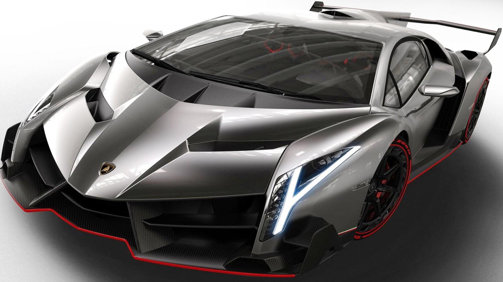 All 'bout Cars: Lamborghini Veneno