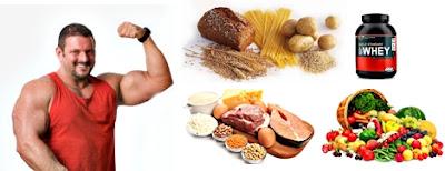 Dieta y ejemplos de alimentos para hombres endomorfos sanos