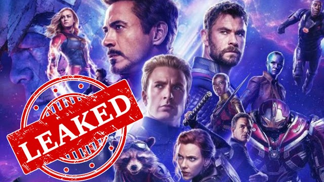 Avengers Endgame Full Movie leaked online For Free Download By Tamilrockers
