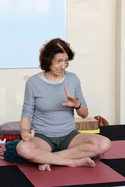 Gabriella Giubilaro, yoga album