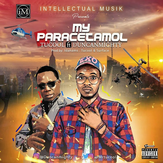Hit Music] Tucool - My Paracetamol (Feat. Duncan Mighty) @Mrtucool
