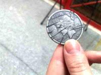 Cerita inspiratif dan motivasi berjudul koin penyok