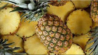 gambar buah nanas
