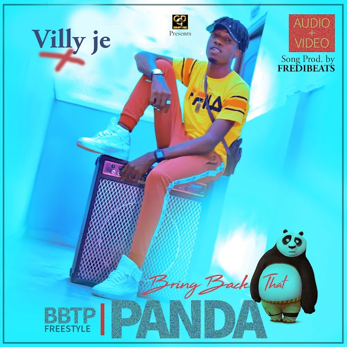 Villy Je -  BBTP (Bring Back That Panda) FREESTYLE