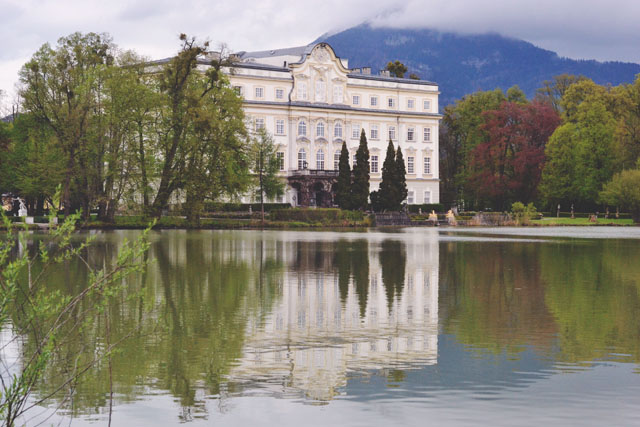 Hotel Schloss Leopoldskron Salzburg
