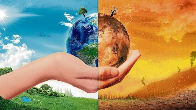 Earth's climate to increase by 4 degrees by 2084