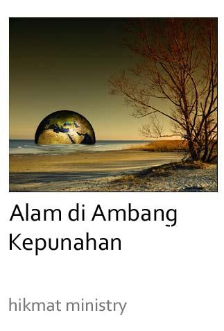 KEPUNAHAN ALAM