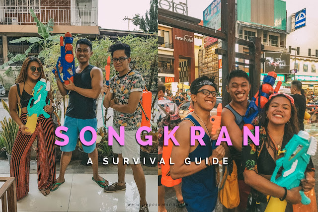 Travel Guide: 10 Tips to Survive Songkran