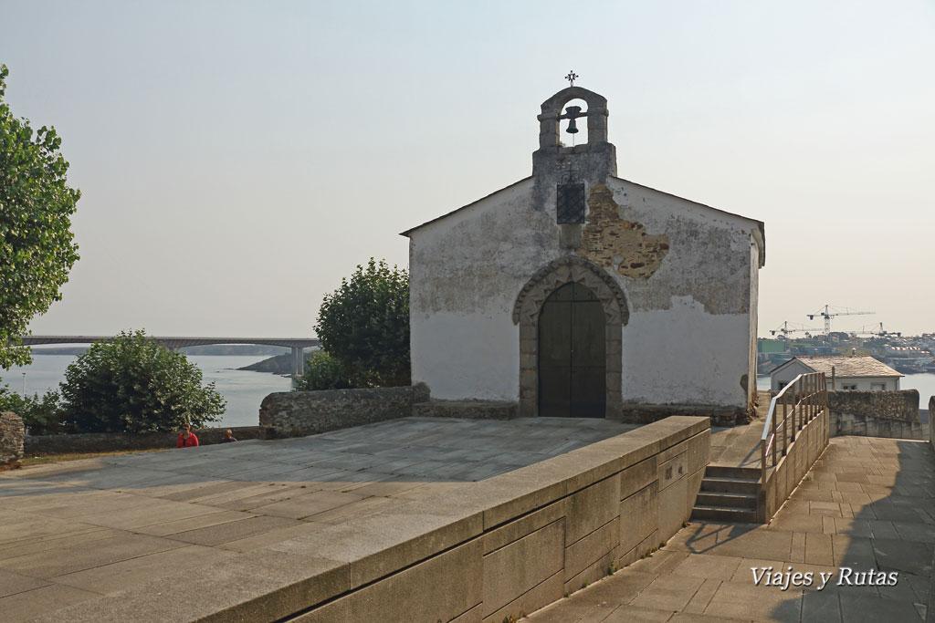 Capilla de la Santísima Trinidad, Ribadeo