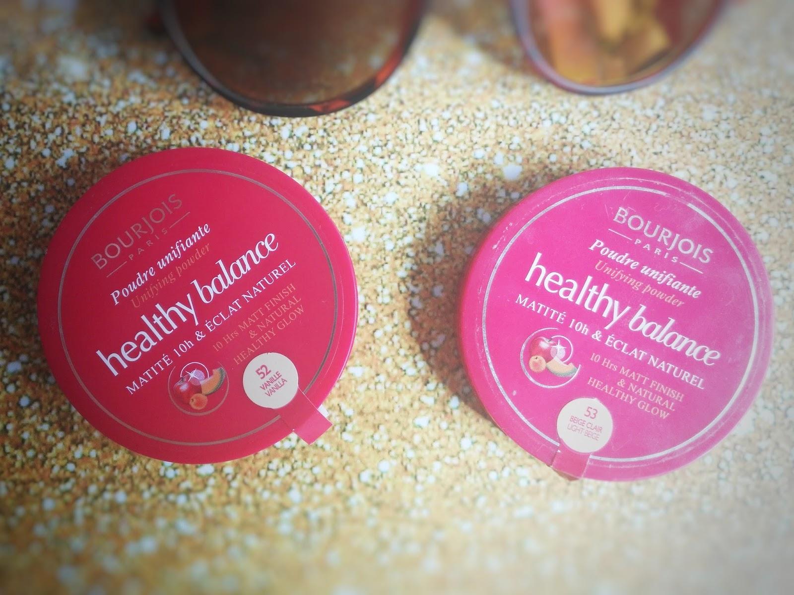 Bourjois Healthy Balance - puder w kamieniu, mój hit
