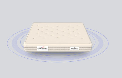 Spanish Company Makes Smart-Bed To Help Keep Your Love True.